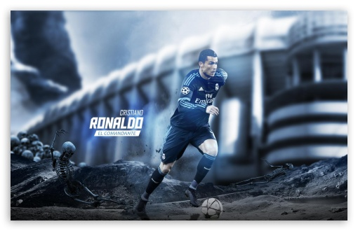 Cristiano Ronaldo - El Comandante HD wallpaper for Wide 16:10 5:3 Widescreen WHXGA WQXGA WUXGA WXGA WGA ; HD 16:9 High Definition WQHD QWXGA 1080p 900p 720p QHD nHD ; Standard 4:3 5:4 3:2 Fullscreen UXGA XGA SVGA QSXGA SXGA DVGA HVGA HQVGA devices ( Apple PowerBook G4 iPhone 4 3G 3GS iPod Touch ) ; Smartphone 16:9 3:2 WQHD QWXGA 1080p 900p 720p QHD nHD DVGA HVGA HQVGA devices ( Apple PowerBook G4 iPhone 4 3G 3GS iPod Touch ) ; Tablet 1:1 ; iPad 1/2/Mini ; Mobile 4:3 5:3 3:2 16:9 5:4 - UXGA XGA SVGA WGA DVGA HVGA HQVGA devices ( Apple PowerBook G4 iPhone 4 3G 3GS iPod Touch ) WQHD QWXGA 1080p 900p 720p QHD nHD QSXGA SXGA ;