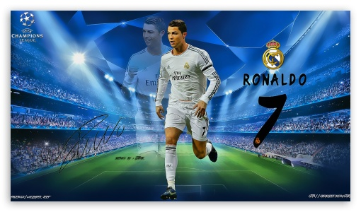 Cristiano Ronaldo Champions League ❤ 4K UHD Wallpaper for 4K UHD 16:9 Ultra High Definition 2160p 1440p 1080p 900p 720p ;
