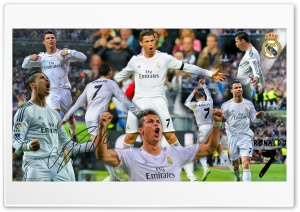 CRISTIANO RONALDO REAL MADRID WALLPAPER 2014 HD Wide Wallpaper for Widescreen
