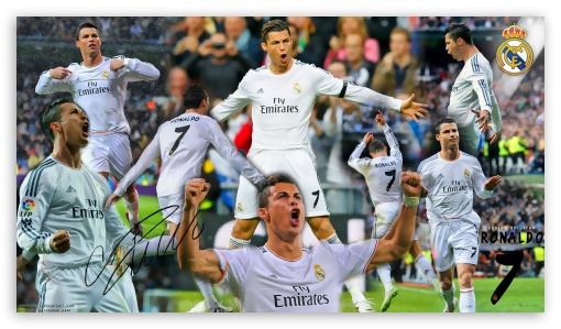 Cristiano Ronaldo Real Madrid Wallpaper 2014 Ultra Hd Desktop Background Wallpaper For 4k Uhd Tv Tablet Smartphone