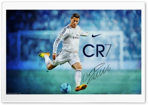 Cristiano Ronaldo Real Madrid Wallpapers HD Wide Wallpaper for Widescreen