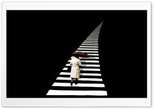 Crossing The Street HD Wide Wallpaper for Widescreen