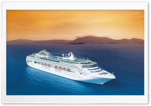 Cruise Ultra HD Wallpaper for 4K UHD Widescreen desktop, tablet & smartphone