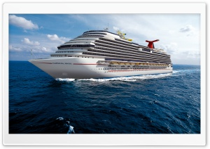 Cruise Ship HD Wide Wallpaper for Widescreen