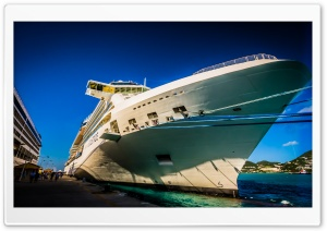 Cruise Ship Ultra HD Wallpaper for 4K UHD Widescreen desktop, tablet & smartphone
