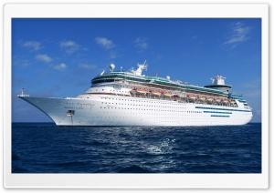 Cruise Ship Journey Ultra HD Wallpaper for 4K UHD Widescreen desktop, tablet & smartphone