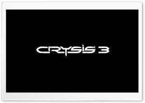 Crysis 3 HD Wide Wallpaper for 4K UHD Widescreen desktop & smartphone