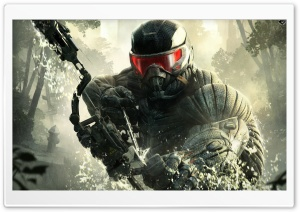 Crysis 3 HD Wide Wallpaper for Widescreen