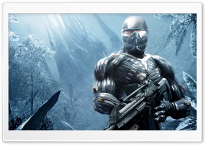 Crysis HD Wide Wallpaper for Widescreen