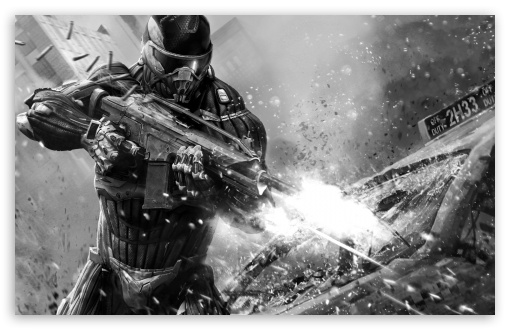 Crysis 2 BW HD wallpaper for Wide 16:10 5:3 Widescreen WHXGA WQXGA WUXGA WXGA WGA ; HD 16:9 High Definition WQHD QWXGA 1080p 900p 720p QHD nHD ; Standard 4:3 5:4 3:2 Fullscreen UXGA XGA SVGA QSXGA SXGA DVGA HVGA HQVGA devices ( Apple PowerBook G4 iPhone 4 3G 3GS iPod Touch ) ; iPad 1/2/Mini ; Mobile 4:3 5:3 3:2 16:9 5:4 - UXGA XGA SVGA WGA DVGA HVGA HQVGA devices ( Apple PowerBook G4 iPhone 4 3G 3GS iPod Touch ) WQHD QWXGA 1080p 900p 720p QHD nHD QSXGA SXGA ;