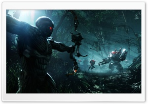 Crysis 3 2012 Video Game HD Wide Wallpaper for Widescreen
