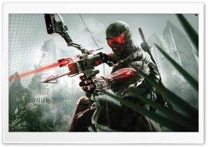 Crysis 3 (2013) Ultra HD Wallpaper for 4K UHD Widescreen desktop, tablet & smartphone