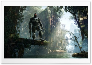 Crysis 3 (2013 Video Game) HD Wide Wallpaper for Widescreen