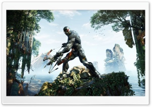 Crysis 3 Game HD Wide Wallpaper for Widescreen