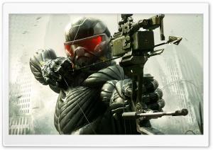 Crysis 3 Hunter Ultra HD Wallpaper for 4K UHD Widescreen desktop, tablet & smartphone