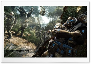 Crysis 3 Hunter Edition HD Wide Wallpaper for Widescreen