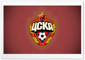 Cska Football Club HD Wide Wallpaper for 4K UHD Widescreen desktop & smartphone