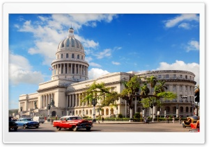 Cuba HD Wide Wallpaper for Widescreen