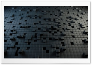 Cubes 3D HD Wide Wallpaper for Widescreen