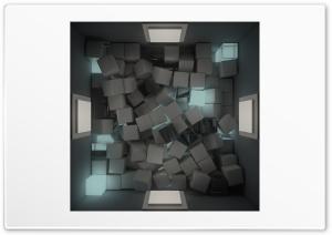 Cubes Ultra HD Wallpaper for 4K UHD Widescreen desktop, tablet & smartphone