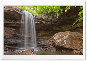 Cucumber Falls Ultra HD Wallpaper for 4K UHD Widescreen desktop, tablet & smartphone