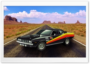 Cuda 71 HD Wide Wallpaper for Widescreen
