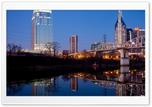 Cumberland River HD Wide Wallpaper for Widescreen
