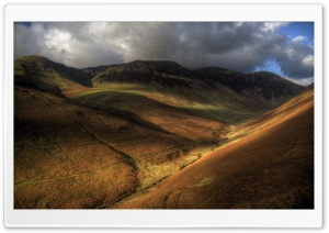 Cumbria HD Wide Wallpaper for Widescreen