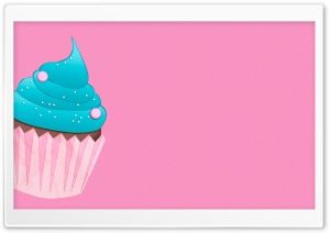 Cupcake Ultra HD Wallpaper for 4K UHD Widescreen desktop, tablet & smartphone