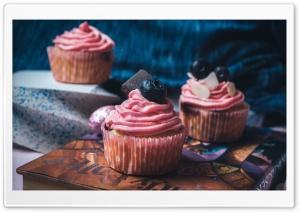 Cupcakes Ultra HD Wallpaper for 4K UHD Widescreen desktop, tablet & smartphone