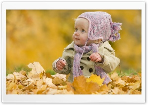 Cute Baby HD Wide Wallpaper for Widescreen