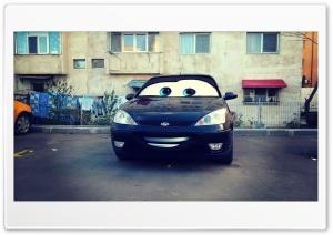 Cute Car 960x540px Ultra HD Wallpaper for 4K UHD Widescreen desktop, tablet & smartphone