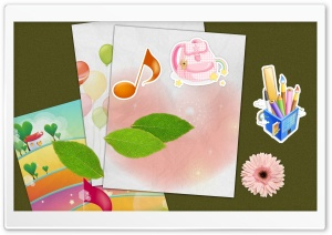 Cute Cards HD Wide Wallpaper for Widescreen