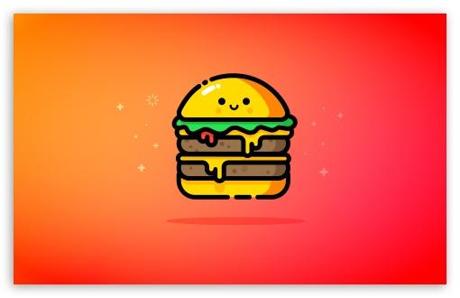 Cute Double Cheeseburger - Orange, Red UltraHD Wallpaper for Wide 16:10 5:3 Widescreen WHXGA WQXGA WUXGA WXGA WGA ; UltraWide 21:9 24:10 ; 8K UHD TV 16:9 Ultra High Definition 2160p 1440p 1080p 900p 720p ; UHD 16:9 2160p 1440p 1080p 900p 720p ; Standard 4:3 5:4 3:2 Fullscreen UXGA XGA SVGA QSXGA SXGA DVGA HVGA HQVGA ( Apple PowerBook G4 iPhone 4 3G 3GS iPod Touch ) ; Tablet 1:1 ; iPad 1/2/Mini ; Mobile 4:3 5:3 3:2 16:9 5:4 - UXGA XGA SVGA WGA DVGA HVGA HQVGA ( Apple PowerBook G4 iPhone 4 3G 3GS iPod Touch ) 2160p 1440p 1080p 900p 720p QSXGA SXGA ; Dual 16:10 5:3 16:9 4:3 5:4 3:2 WHXGA WQXGA WUXGA WXGA WGA 2160p 1440p 1080p 900p 720p UXGA XGA SVGA QSXGA SXGA DVGA HVGA HQVGA ( Apple PowerBook G4 iPhone 4 3G 3GS iPod Touch ) ; Triple 5:4 QSXGA SXGA ;