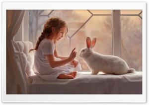 Cute Girl Ultra HD Wallpaper for 4K UHD Widescreen desktop, tablet & smartphone
