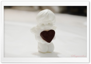 Cute Heart HD Wide Wallpaper for Widescreen