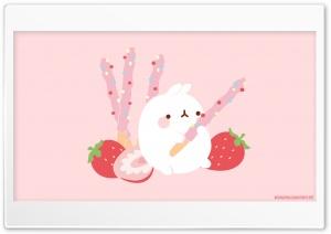 Cute Molang HD Wide Wallpaper for 4K UHD Widescreen desktop & smartphone