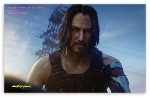 Cyberpunk 2077 Keanu Reeves Video Game 2020 Ultra Hd Desktop Background Wallpaper For 4k Uhd Tv Widescreen Ultrawide Desktop Laptop Tablet Smartphone