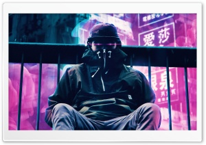 Cyborg Ultra HD Wallpaper for 4K UHD Widescreen desktop, tablet & smartphone