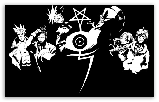 D Gray Man Manga 4k Hd Desktop Wallpaper For 4k Ultra Hd