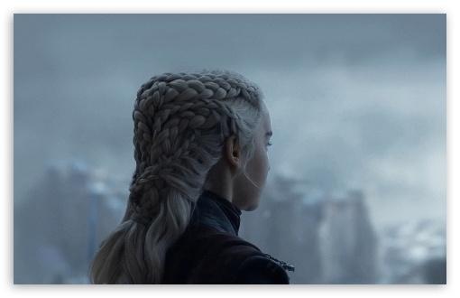 Daenerys Targaryen Season 6 Game Of Thrones Emilia Clarke