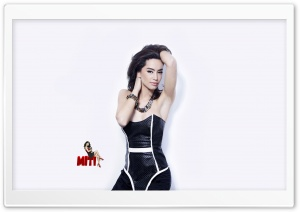 Dafina Zeqiri HD Wide Wallpaper for Widescreen