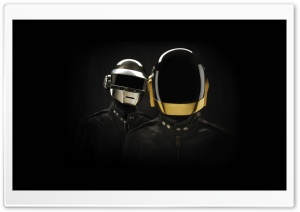 Daft Punk HD Wide Wallpaper for 4K UHD Widescreen desktop & smartphone