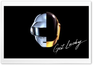Daft Punk - Get Lucky HD Wide Wallpaper for Widescreen