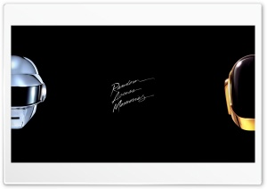 Daft Punk, Random Access Memories 1 Ultra HD Wallpaper for 4K UHD Widescreen desktop, tablet & smartphone