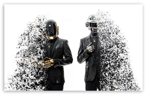 Daft Punk Splashed ❤ 4K UHD Wallpaper for Wide 16:10 5:3 Widescreen WHXGA WQXGA WUXGA WXGA WGA ; 4K UHD 16:9 Ultra High Definition 2160p 1440p 1080p 900p 720p ; Standard 4:3 Fullscreen UXGA XGA SVGA ; iPad 1/2/Mini ; Mobile 4:3 5:3 3:2 16:9 - UXGA XGA SVGA WGA DVGA HVGA HQVGA ( Apple PowerBook G4 iPhone 4 3G 3GS iPod Touch ) 2160p 1440p 1080p 900p 720p ;