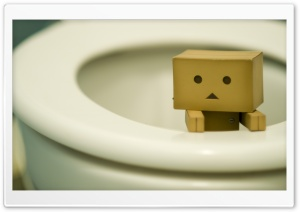 Danbo Adventures HD Wide Wallpaper for Widescreen