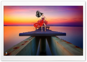 Dance HD Wide Wallpaper for Widescreen