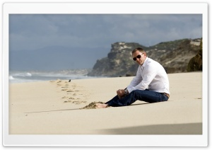Daniel Craig HD Wide Wallpaper for Widescreen