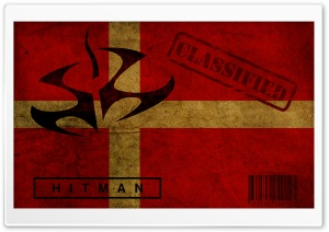 Danish Hitman Ultra HD Wallpaper for 4K UHD Widescreen desktop, tablet & smartphone
